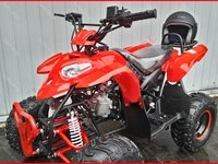 BEMI 125cc Mad Max 7 automatic cu revers