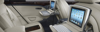 Bentley ne face cunostinta cu versiunea imbunatatita a limuzinei Mulsanne