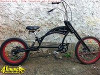 Bicicleta lowrider tip chopper