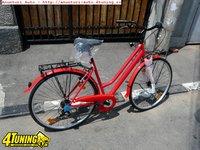 Bicicleta noua Rosso cadru dama Germania