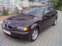 BMW 316 1,8 benzina 2003