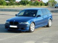 BMW 318 2.0 VALVETRONIC 143CP 2002