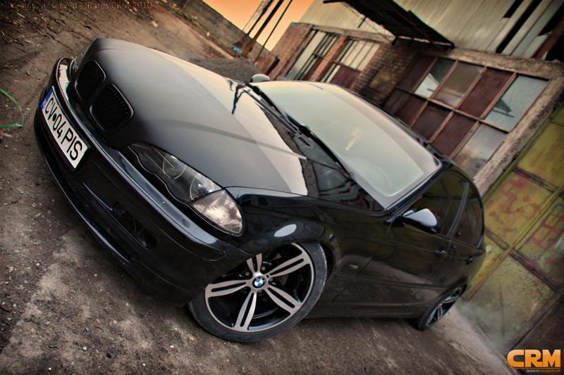 Masini tunate din Romania - BMW 318i…