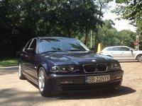 BMW 320 2000 TDI 2001