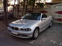 BMW 323 2.5L cabrio 2000