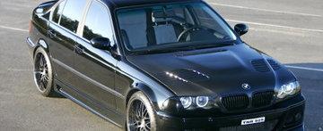 BMW 323i - Povestea unui BMW cu aere de Motorsport