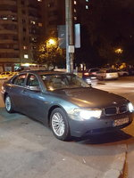 BMW 735 3.6 li 2002