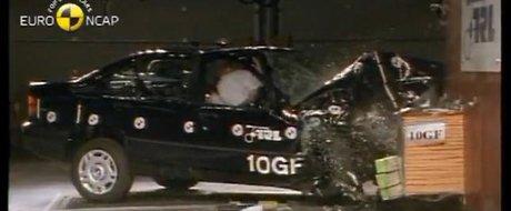 BMW E36 Pisicuta - capcana mortii, conform Euro NCAP