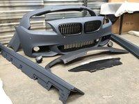 BMW F10 Bodykit Mtech PDC SRA + grile negre BONUS / pachet  aerodinamic