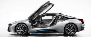 BMW i8: Cum arata supercarul hibrid al bavarezilor