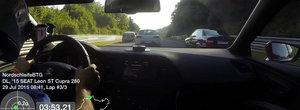 BMW M3 E36 si SEAT Leon Cupra ne ofera un duel extrem de interesant la Nurburgring
