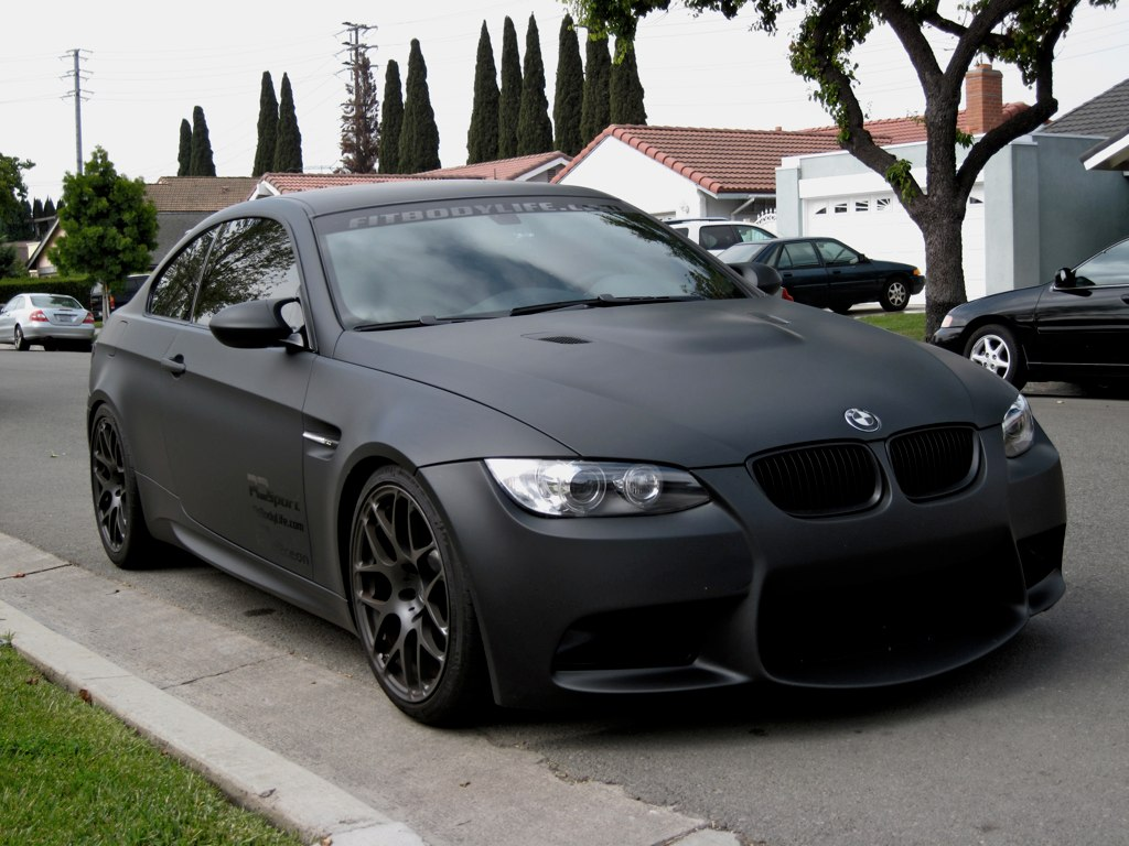 Altima Vs Maxima >> What do you think of this BMW M3 wrapped in velvet? - BMW ...