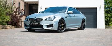 BMW M6 cu 740 CP sub capota, de la G-Power: Cand aparentele inseala