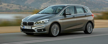 BMW Seria 2 Active Tourer este disponibil in Romania. Iata ce preturi are