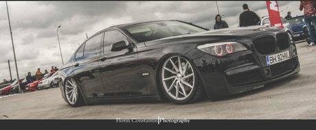 BMW Seria 7 Mafia cu jante Vossen by KYD