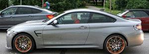 BMW-ul M4 facelift prins cu un camuflaj discret. Uite ce aduce nou sportiva germana