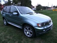BMW X5 Sport Packet 3.0D 2002