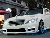 Body kit Mercedes S Class W221 Facelift (05-09)
