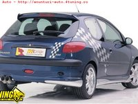 BODY KIT PEUGEOT 206 MS DESIGN