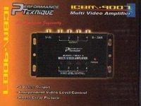 BOOSTER- AMPLIFICATOR DE SEMNAL VIDEO!!! IDEAL TETIERELE CU LCD!!!
