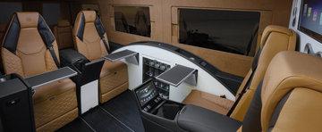 Brabus Business Lounge ar putea fi cel mai luxos autovehicul de pe planeta