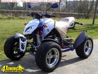 BS300 RACE QUAD OIL COOLING inmatriculabil de strada