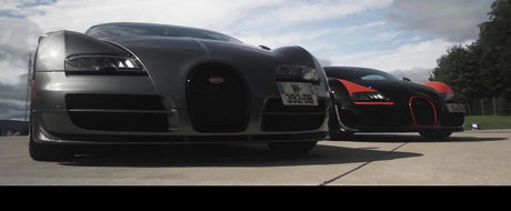 Bugatti isi ia ramas bun de la Veyron printr-un video emotionant