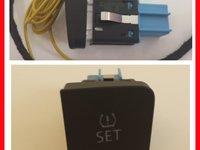 Buton si cablaj Avertizare Presiune Pneuri TPMS SET pentru Passat B6 Passat CC