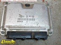 Calculator cod 036 906 032 P vw golf 4 1 4x16V an 2001 cod motor axp