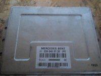 Calculator ESP Mercedes S class w220 A2205450732