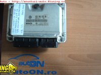 Calculator injectie ECU VW Phaeton 3 2 benzina V6 cod 0261207688