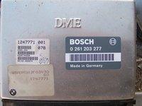 Calculator motor bosch bmw e36 318i distributie lant fara cip