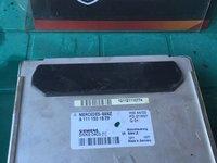 Calculator motor ECU Mercedes c200 kompresor 163cp