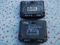 calculator motor ecu vw golf 4  1.9 TDI ALH  cod  038906018BL 0281001611 0281001845