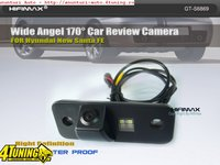 Camera Mers Inapoi Reverse Dedicata Hyundai SANTA FE Vizualizare 170 Grade