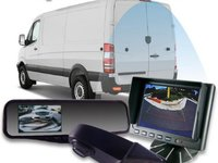 CAMERA VIDEO DE MARSARIER LOOK OEM DEDICATA MERCEDES BENZ SPRINTER VW CRAFTER