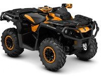 Can-Am Outlander 650 XTP