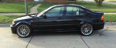 Cand vei vedea ce motor are sub capota, nici nu te vei mai gandi la bani. BMW-ul asta trebuie sa fie al tau!