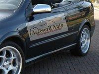 Capace cromate pentru oglinda Opel Astra G