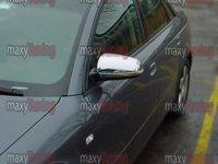 Capace oglinda din inox Audi A3 8P A4 B6 B7