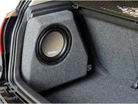 Carcasa difuzor subwoofer VW GOLF 5 6