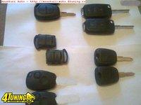 Carcasa telecomanda cu 2  butoane VW 31 ron