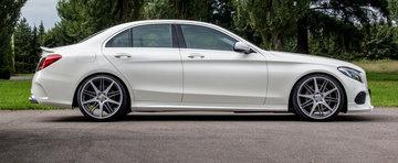 Carlsson continua perfectionarea noului Mercedes C-Class