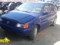 Caseta directie Volkswagen Polo an 1996 1 0 i 1043 cmc 33 kw 45 cp tip motor AEV dezmembrari Volkswagen Polo an 1996