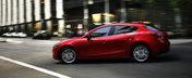 Cat costa in Romania noua Mazda3