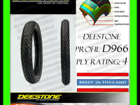 CAUCIUC 2.00-17 ANVELOPA 200-17 DEESTONE D966 THAILAND Moto Scuter