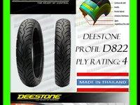 CAUCIUC 80/90-16 80x90x16 ANVELOPA 80-90-16 DEESTONE D822 THAILAND Scuter