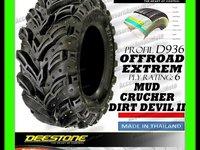 CAUCIUC ATV 27x12-12 DEESTONE D936 Profil 29MM Anvelopa 27x12x12 THAILAND
