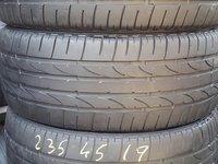 Cauciucuri Bridgestone 235 45 R19 second hand