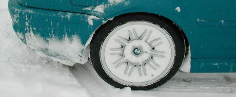 Cauciucuri de iarna vs. cauciucuri all-seasons